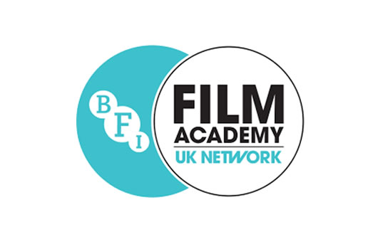 BFI film academy logo