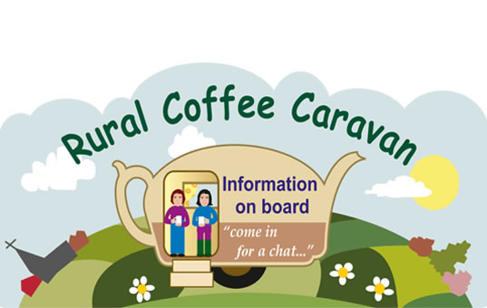 Rural Coffee Caravan logo