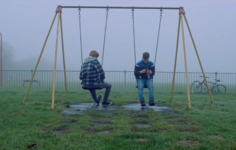 Ed Sheeran Castle on the Hill video, Hyem's Lane playground