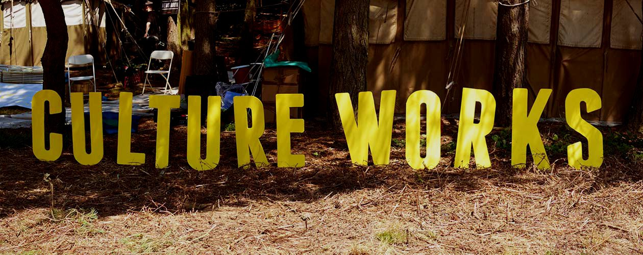 Culture Works at Latitude Festival